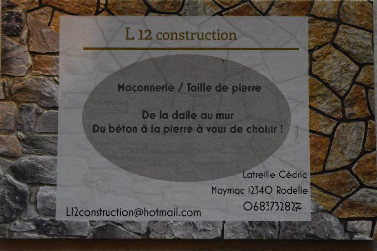 L12 Construction
