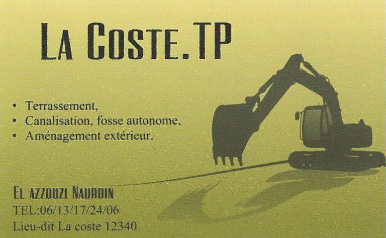 La COSTE TP