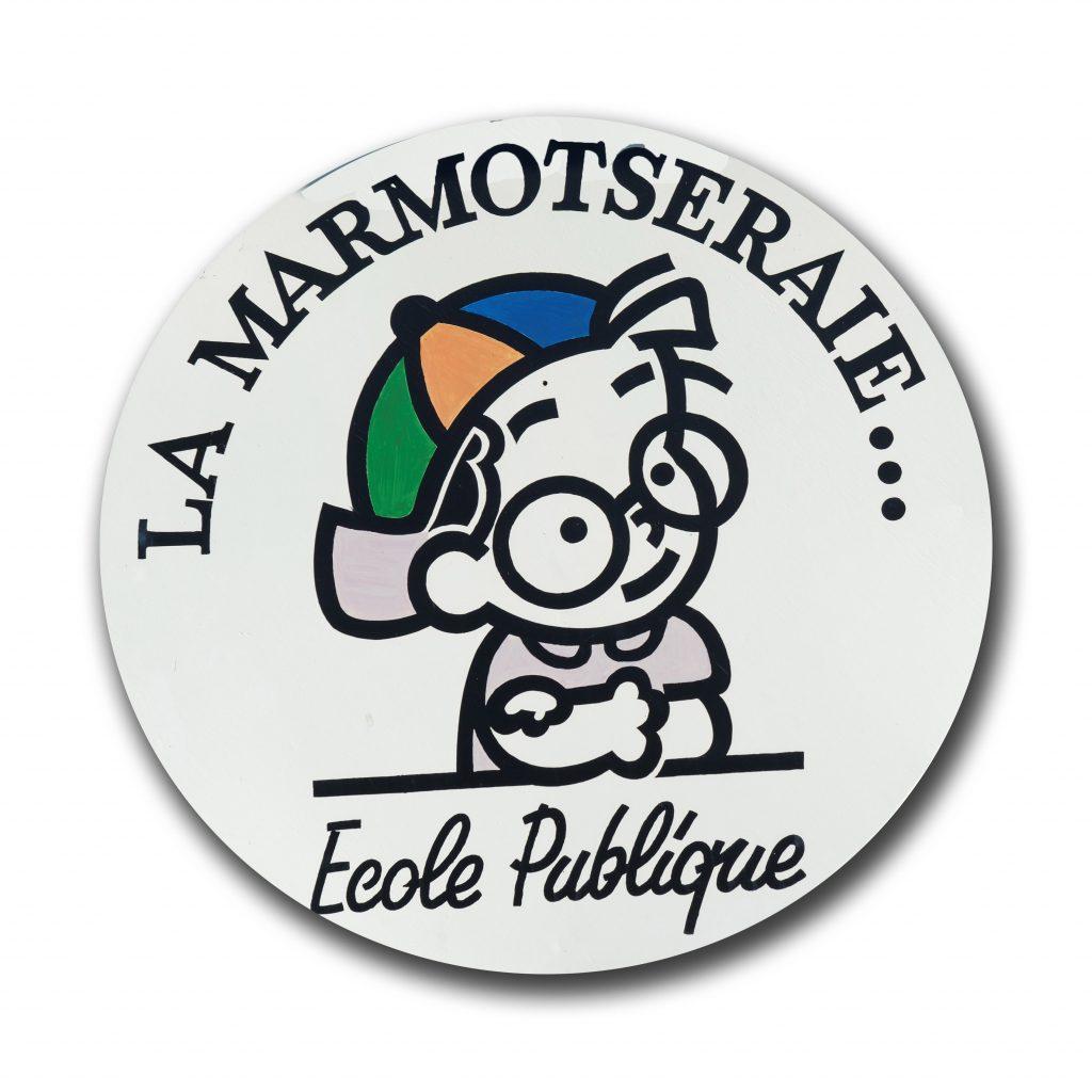 Logo de l'école La Marmotseraie