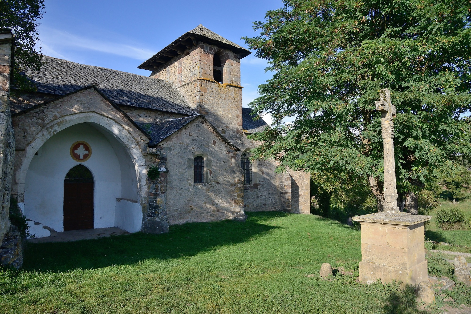 Eglise de Sainte-Eulalie du Causse