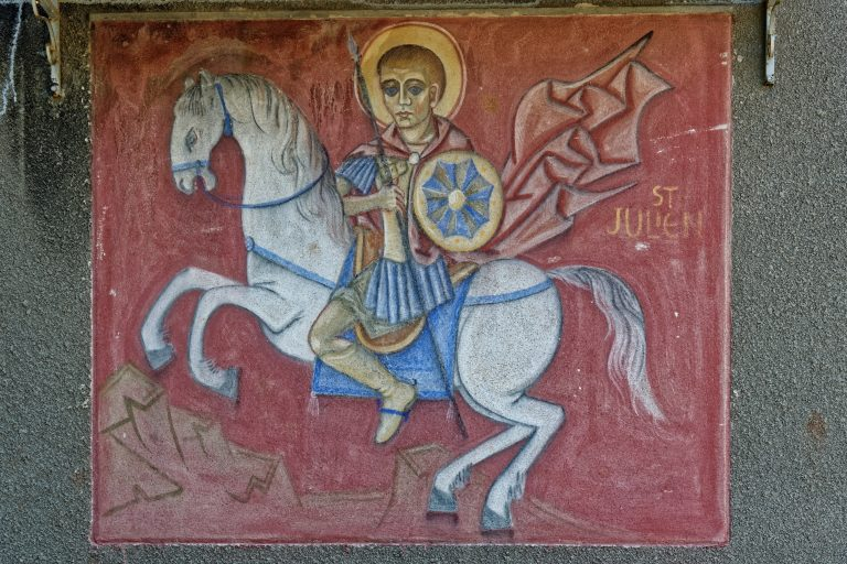 Fresque réalisée par Nicolas Greschny