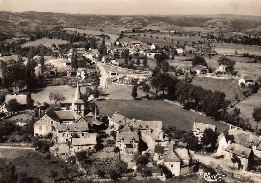 Archive du village de St Julien de Rodelle