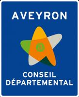 Logo du conseil départemental de l'Aveyron